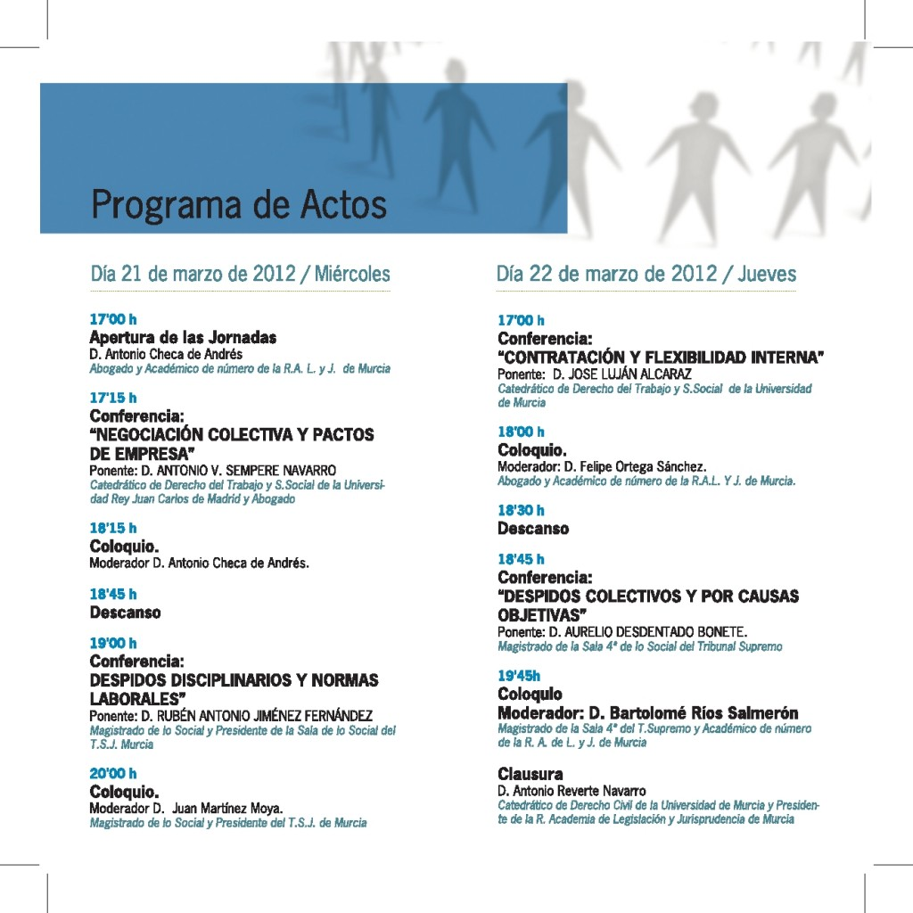 Programa III Jornadas